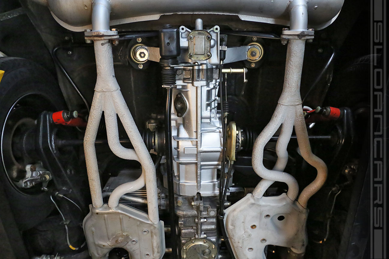 1970 Porsche 914 6 Silver Metallic 89241 Miles Sloan Motor Cars Engine Wiring