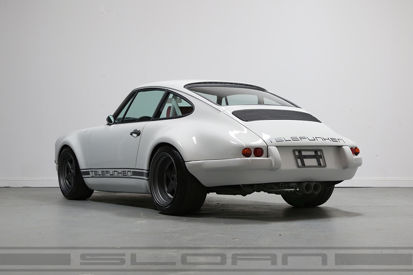 Image result for 1990 964 RSR Tribute 3.8L Dolphin Grey/Red
