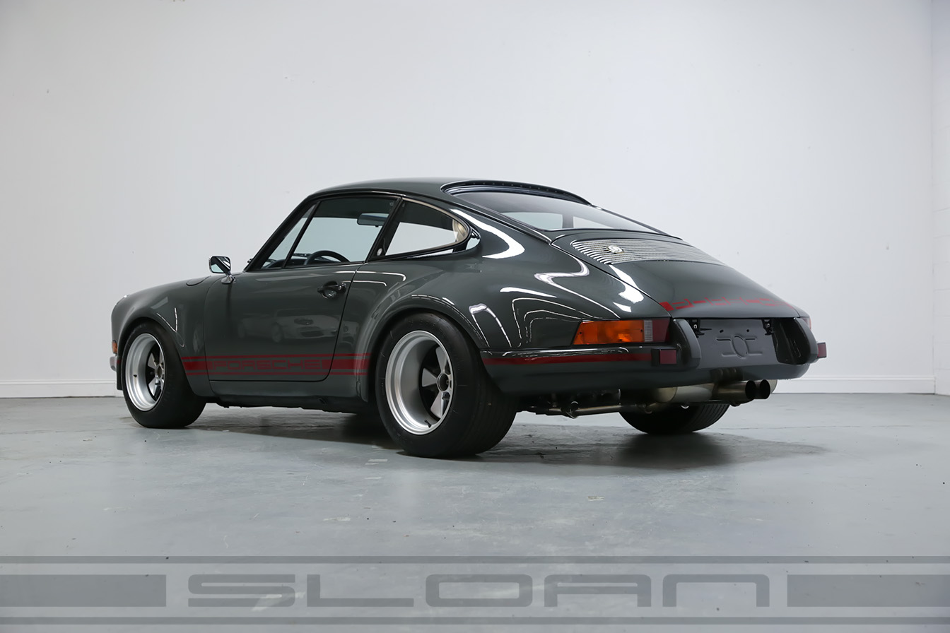 1989 Porsche 911 Rsr Slate Grey Quot The Rsr Project Quot Sloan
