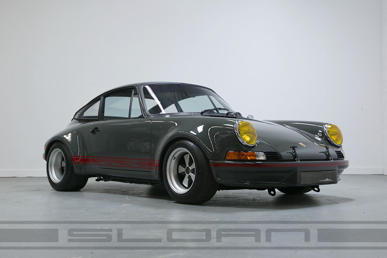 1989 Porsche 911 Rsr Slate Grey Quot The Rsr Project Quot Sloan