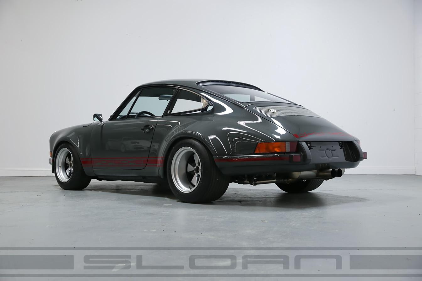 "1989 Porsche 911 >> 1989 Porsche 911 RSR Slate Grey ""THE RSR PROJECT""   Sloan ..."