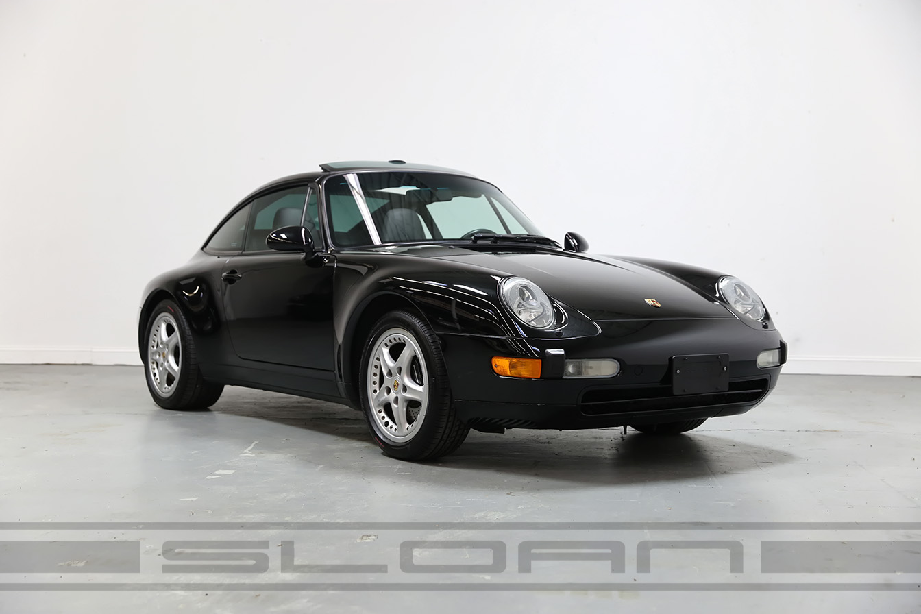 Rare Low Mileage Porsche 993 For Sale Sloan Motor Cars